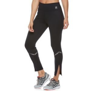 Women's FILA SPORT® Reflective Running Leggings