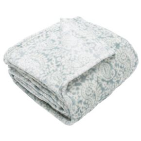 Bella Collection Plush Fleece Luxury Blanket