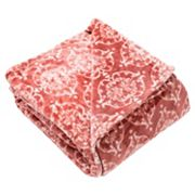 Kingston Collection Plush Fleece Luxury Blanket