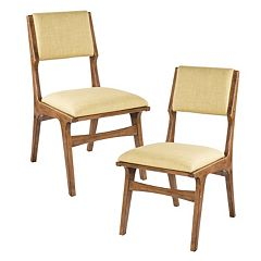 INK IVY Rocket Dining Chair 2 Piece Set