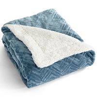 Home Fashion Designs Reversible Luxury Blanket