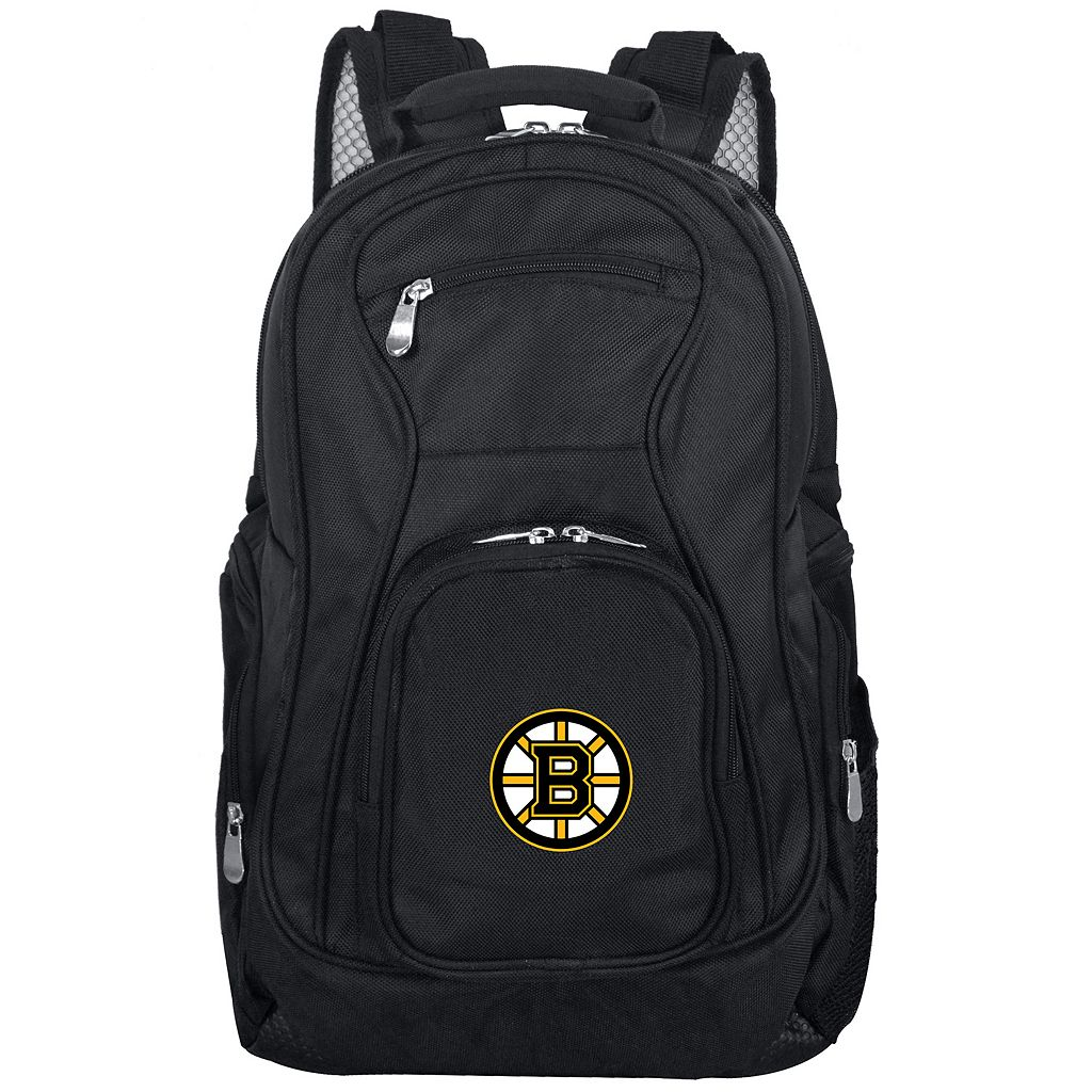 Boston Bruins Premium Laptop Backpack