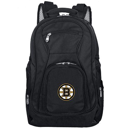 Boston Bruins Premium Laptop Backpack