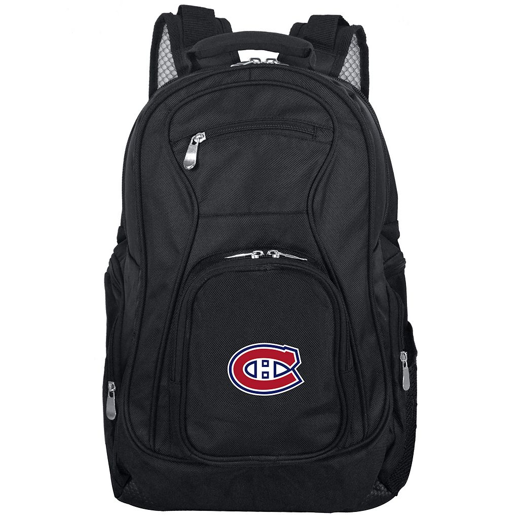 Montreal Canadiens Premium Laptop Backpack