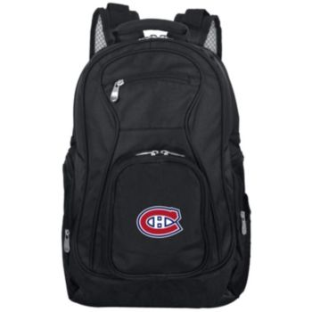 Montreal Canadiens Premium Laptop Backpack