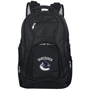 Vancouver Canucks Premium Laptop Backpack