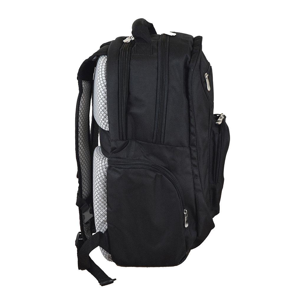 Calgary Flames Premium Laptop Backpack