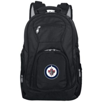 Winnipeg Jets Premium Laptop Backpack