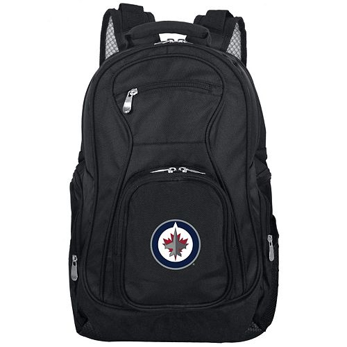 Winnipeg Jets Premium Laptop Backpack