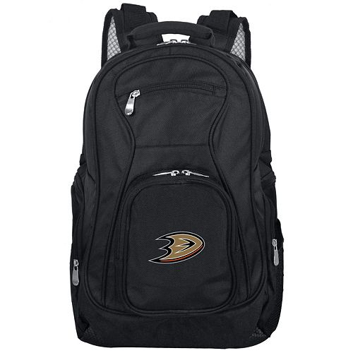 Anaheim Ducks Premium Laptop Backpack