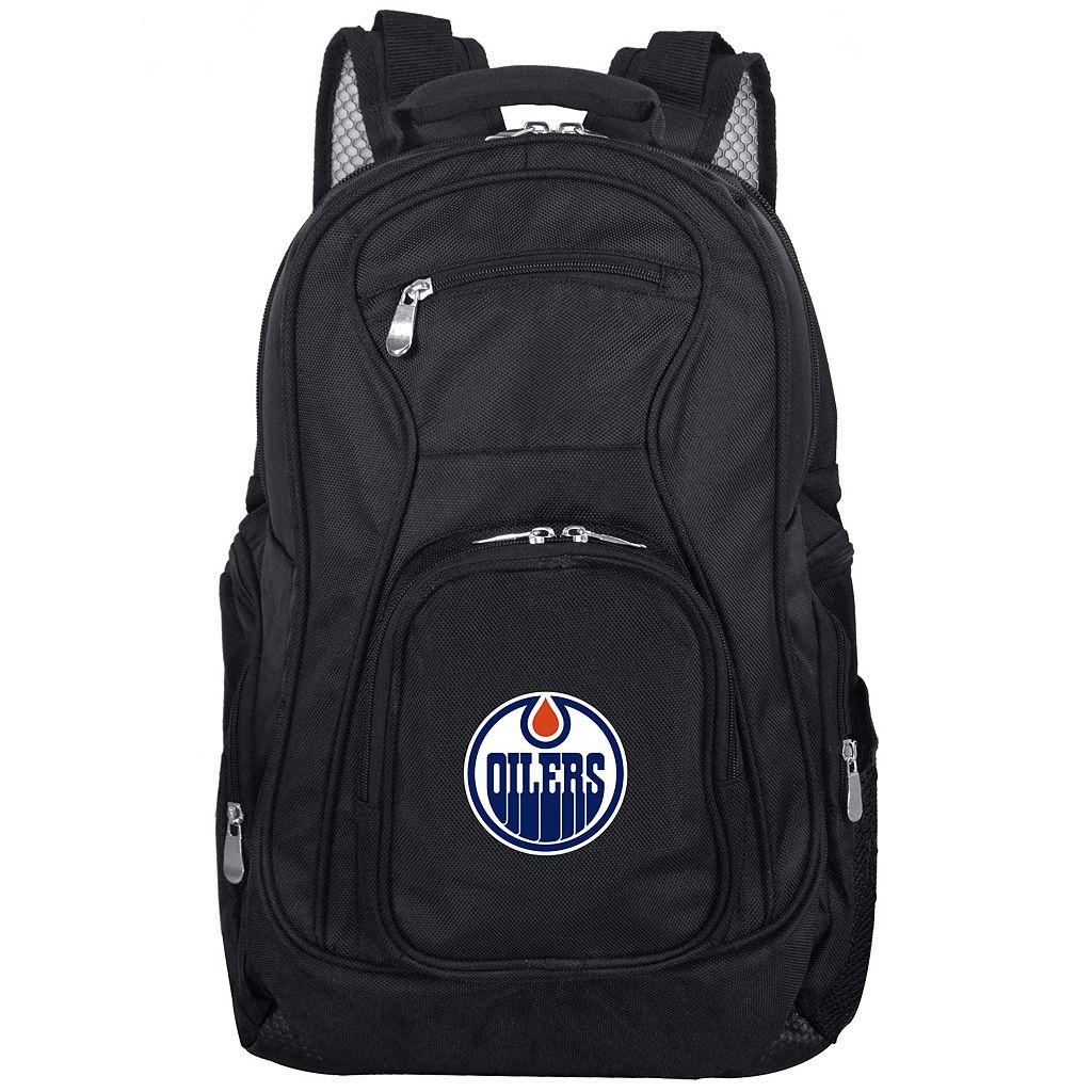 Edmonton Oilers Premium Laptop Backpack