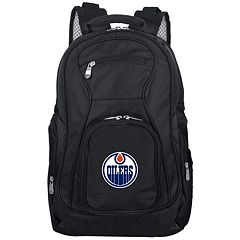 Edmonton Oilers Premium Laptop Backpack