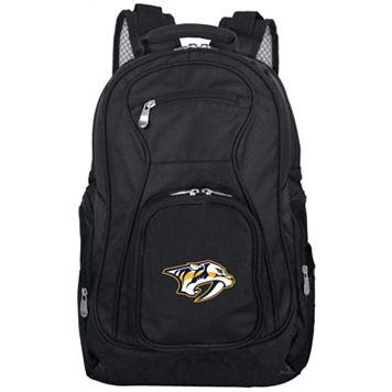 Nashville Predators Premium Laptop Backpack