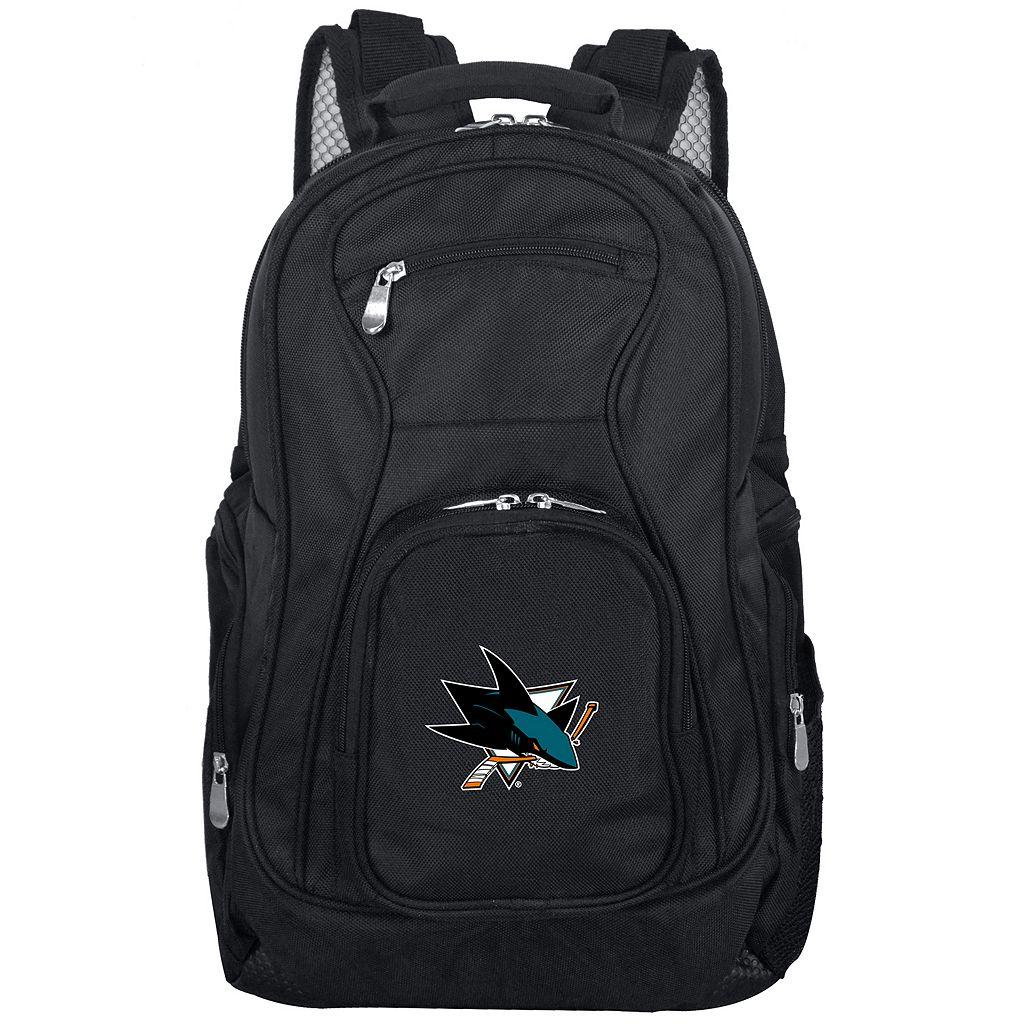 San Jose Sharks Premium Laptop Backpack