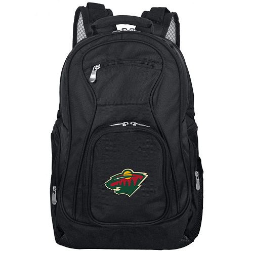 Minnesota Wild Premium Laptop Backpack
