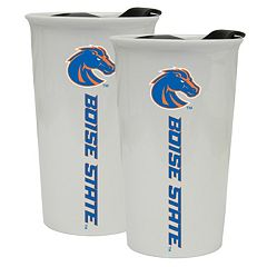 Boise State Broncos 2-Pack Ceramic Tumbler Set