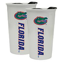 Florida Gators 2-Pack Ceramic Tumbler Set