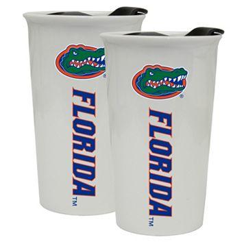 Florida Gators 2-Pack Ceramic Tumbler Set