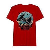 Boys 8-20 Rogue One: A Star Wars Story Tie Fighter Tee