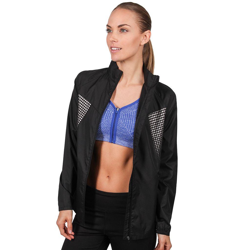 Women's Jockey Sport Reflective Running Jacket