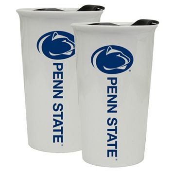 Penn State Nittany Lions 2-Pack Ceramic Tumbler Set