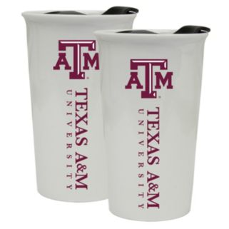 Texas A&M Aggies 2-Pack Ceramic Tumbler Set
