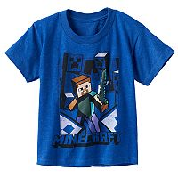 Boys 4-7 Minecraft Graphic Tee