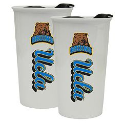UCLA Bruins 2-Pack Ceramic Tumbler Set