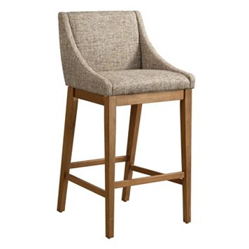 INK+IVY Dean Upholstered Bar Stool