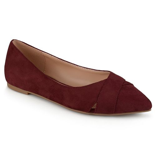 Journee Collection Winslo Women's Pointed Flats