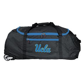 UCLA Bruins Wheeled Collapsible Duffle Bag