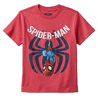 Boys 4-7 Marvel Spider-Man Graphic Tee