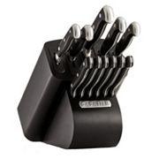 Sabatier Edgekeeper 12 pc Self-Sharpening Knife Block Set