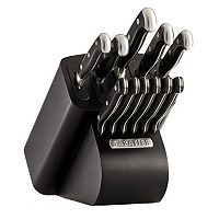 Sabatier Edgekeeper 12 pc Self-Sharpening Knife Block Set