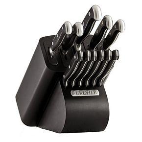 Sabatier Edgekeeper 12-pc. Self-Sharpening Knife Block Set