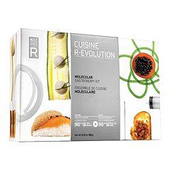 Molecule-R Cuisine R-Evolution Molecular Gastronomy Kit