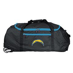 San Diego Chargers Wheeled Collapsible Duffle Bag