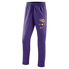 Men's Nike LSU Tigers Therma-FIT Pants