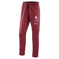 Men's Nike Oklahoma Sooners Therma-FIT Pants