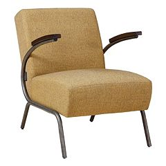 INK+IVY Melrose Club Arm Chair