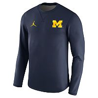 Men's Nike Michigan Wolverines Modern Crew Tee