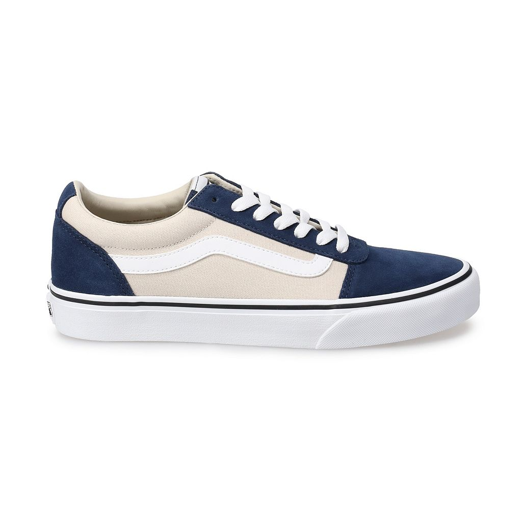 Vans Ward Men's Suede Skate Shoes