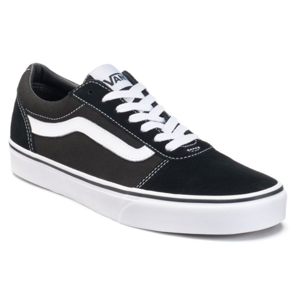 Vans Ward Men S Suede Skate Shoes