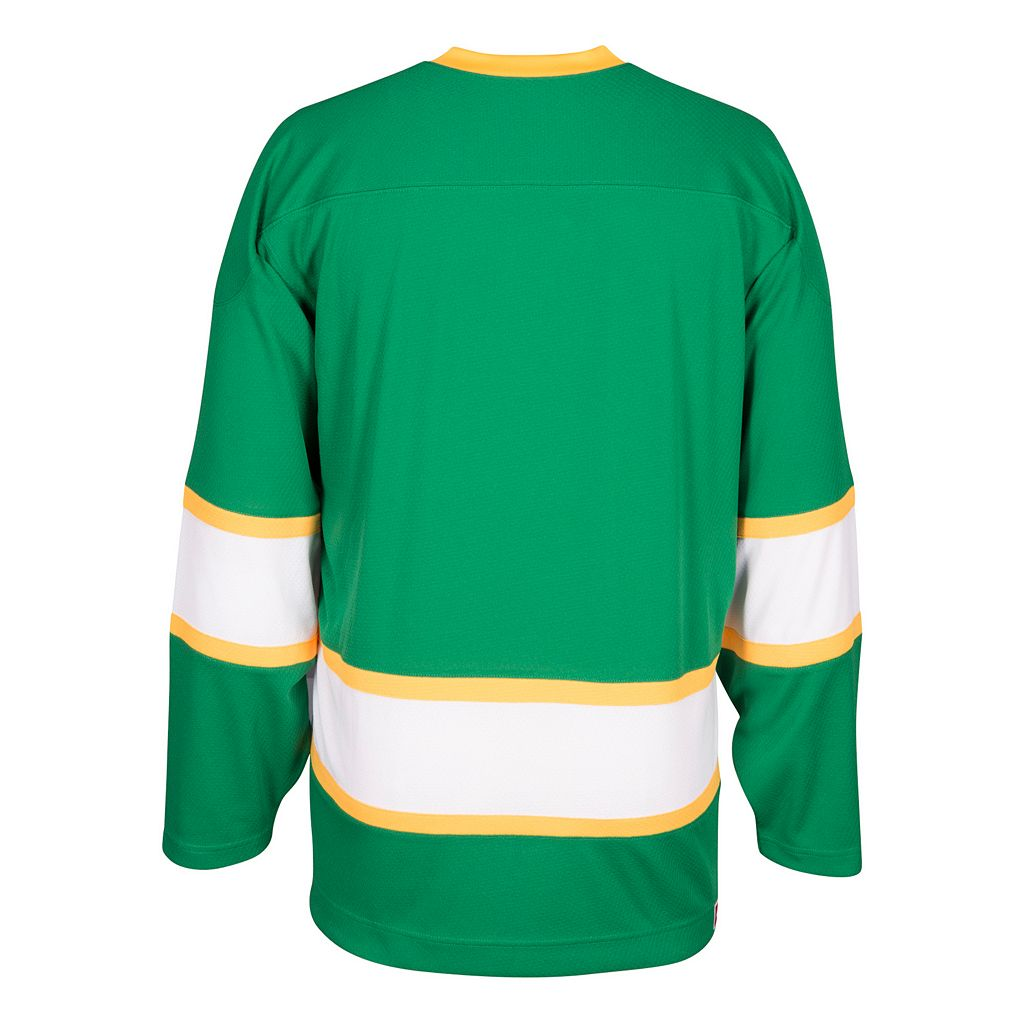 Men's CCM Minnesota North Stars Vintage Jersey