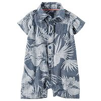 Baby Boy Carter's Tropical Romper