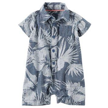 Baby Boy Carter's Tropical Romper