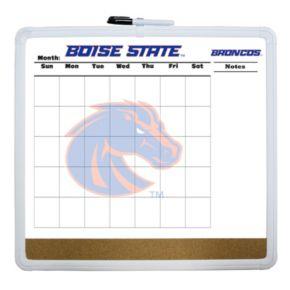 Boise State Broncos Dry Erase Cork Board Calendar