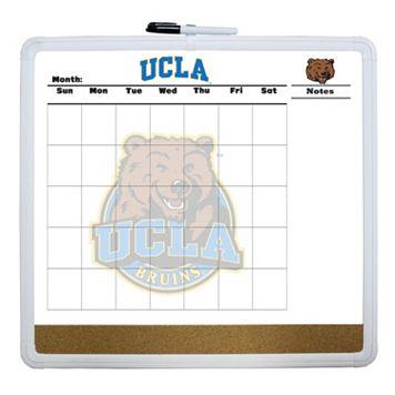 UCLA Bruins Dry Erase Cork Board Calendar