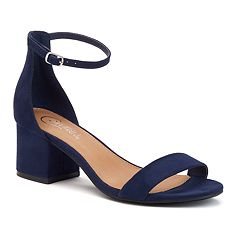 Womens Blue Pumps &amp Heels - Shoes | Kohl&39s