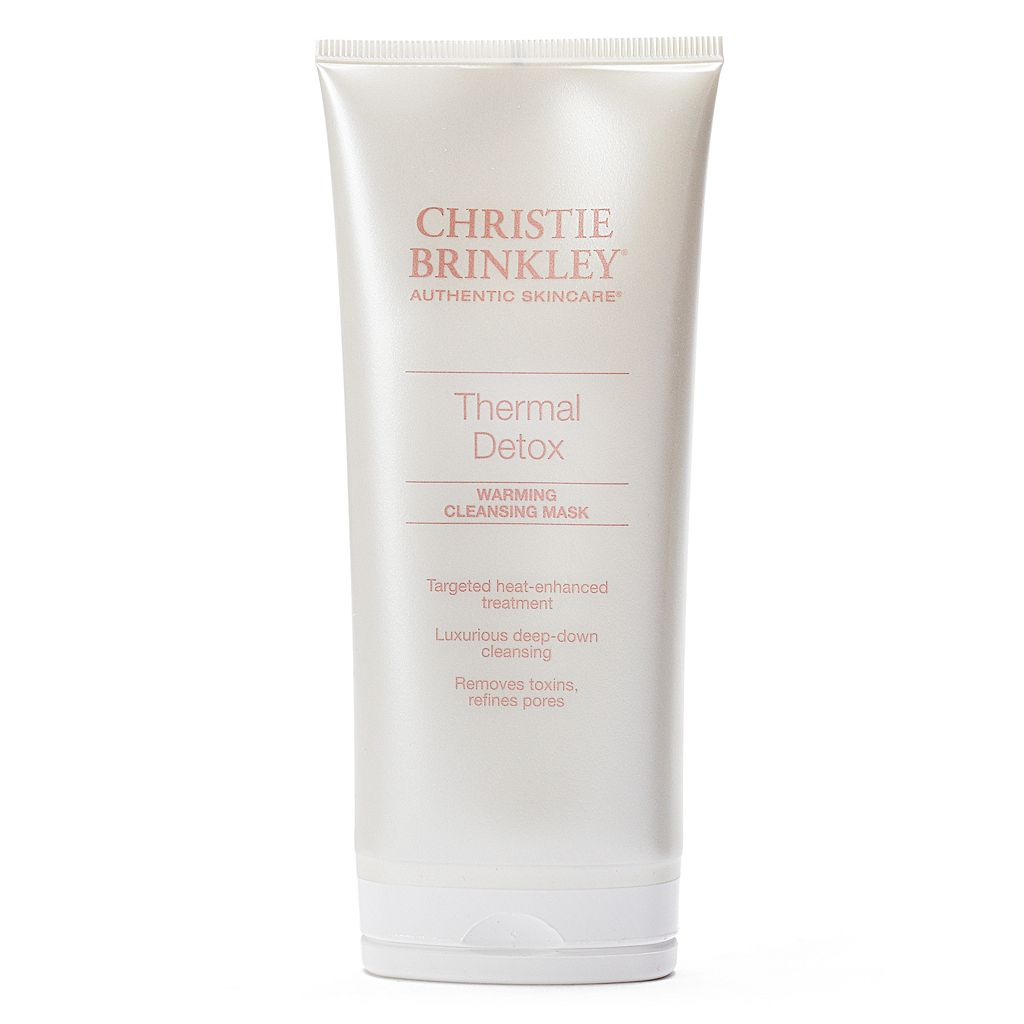 Christie Brinkley Authentic Skincare Thermal Detox Warming Cleansing Mask